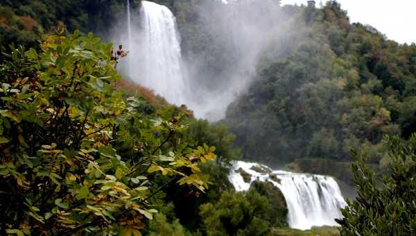 La Storia della Cascata delle Marmore