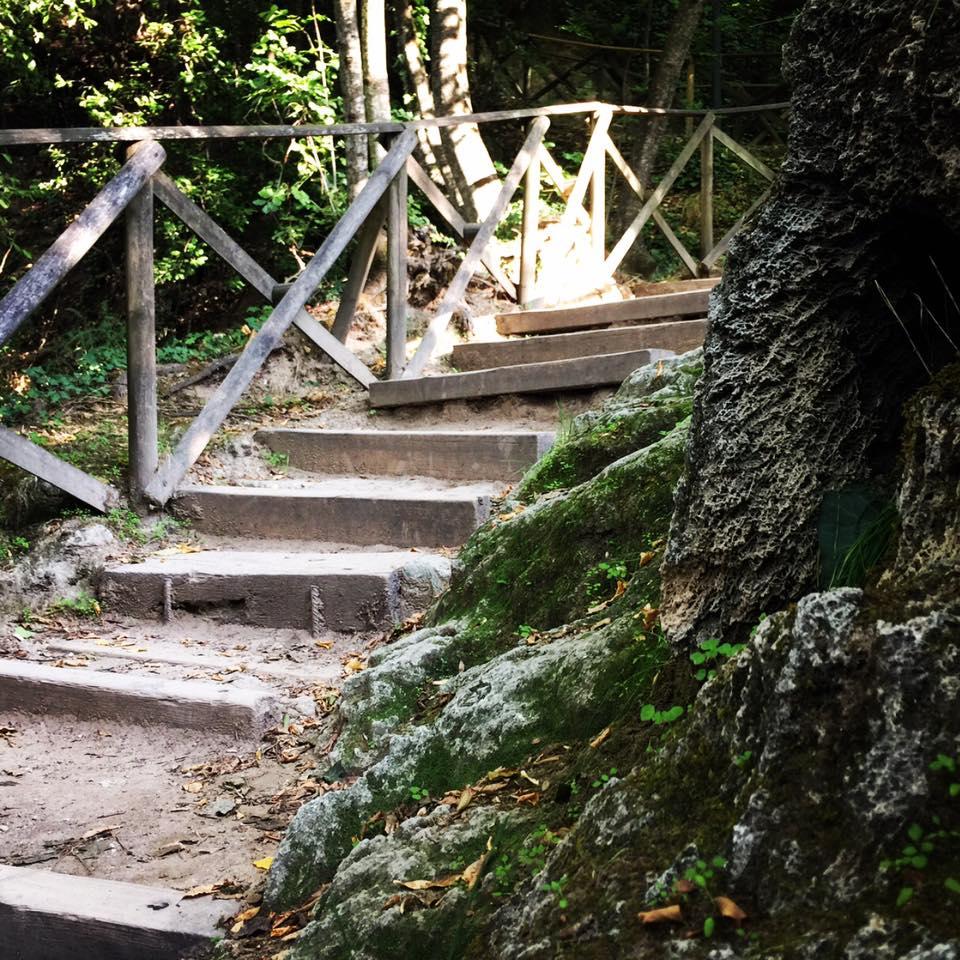 Sentiero 1: Antico Passaggio