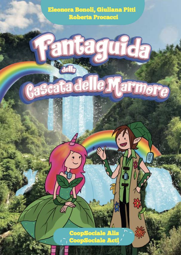 Fantaguida della Cascata delle Marmore